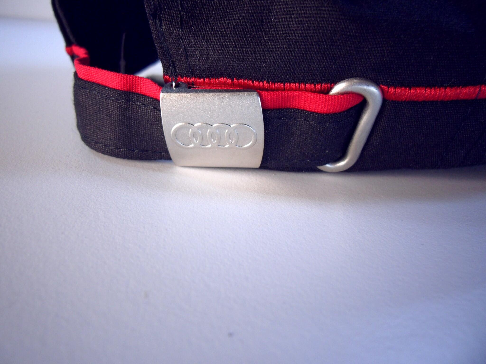 Original Audi S Line Cap Baseballcap Schwarz M Tze Basecap